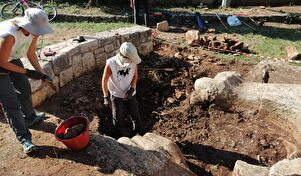 Arheološki radovi na Sfingi