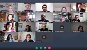 3. virtualni sastanak partnera na projektu SUSTOURISMO