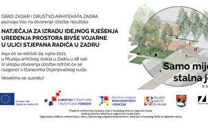 Izložba idejnih rješenja uređenja prostora bivše vojarne u Ulici Stjepana Radića