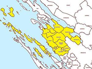 Urbano područje Zadar