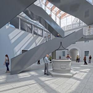 Radovi na rekonstrukciji objekta Providurove palače u Zadru - Prilog 2 - Nacrti