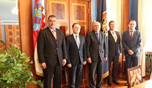 Posjet mađarskog veleposlanika