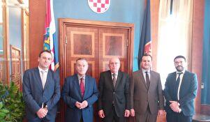 Posjet rumunjskog veleposlanika