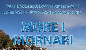 More i mornari - Dani izvannastavnih aktivnosti 2017.