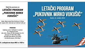 "Letački program ""Pukovnik Mirko Vukušić"""