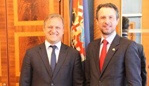 Nastupni posjet veleposlanika Ujedinjenog kraljevstva