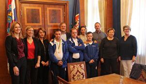 Povodom postignutih sportskih rezultata gradonačelnik Dukić upriličio primanja za zadarske sportaše