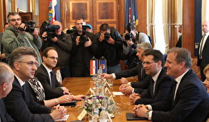 Premijer Plenković pohvalio rast javnih investicija i ubrzani razvoj Grada Zadra