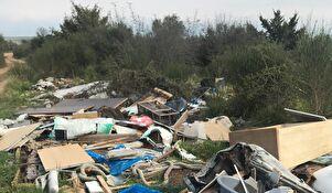 Zelena čistka - uklanjanje otpada na predjelu Novog Bokanjca