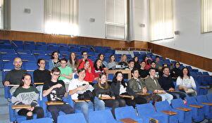 Primanje za učenike i nastavnike Hotelijersko-ugostiteljske škole Alfredo Sonzogni iz Bergama