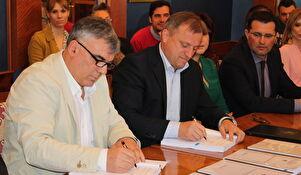 """Potpisan Sporazum o  radovima na rekonstrukciji i dogradnji Centra za odgoj, obrazovanje, rehabilitaciju i smještaj osoba s posebnim potrebama """"Mocire"""""""