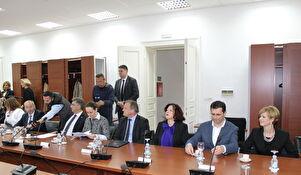 Premijer sa suradnicima u Zadru