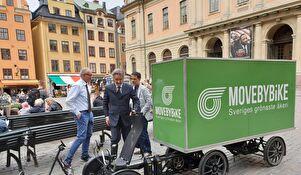Stockholm, Lucca i Zadar surađuju na rješavanju problema dostavnih vozila u stare gradske jezgre
