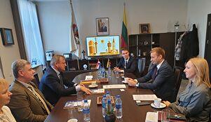 Gradonačelnik  u službenom i radnom posjetu litavskom gradu Šiauliaiu
