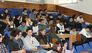 Posjet Algebrine Međunarodne zimske škole