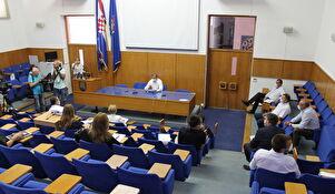 Rebalans proračuna, izgradnja nove škole na Crvenim kućama, plan razvoja kulture, Zadar - europski grad sporta 2021....