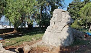 U tijeku su arheološki radovi na Sfingi