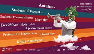 Pregled koncertne sezone 2020. godine