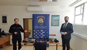 Donacija Ravnateljstva civilne zaštite