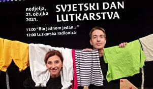 Obilježavanje Svjetskog dana kazališta za djecu i mlade i Svjetskog dana lutkarstva