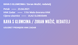 HNK Zadar I Kava s glumcima