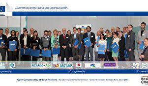 Grad Zadar dobio posebno priznanje Europske komisije za sudjelovanje u projektu EU Cities Adapt