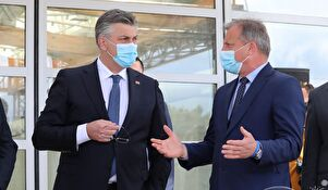 Predsjednik Vlade RH Plenković podržao projekt izgradnje olimpijskog bazena na Višnjiku