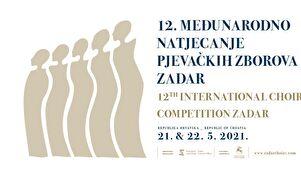 Održano je 12. Međunarodno natjecanje pjevačkih zborova Zadar