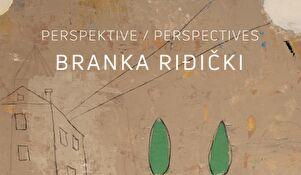 Otvorenje izložbe slika Branke Riđički