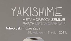 "Izložba japanske keramike ""Yakishime - metamorfoza zemlje"""