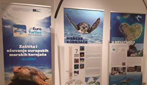 """Izložba """"Zaštita i očuvanje europskih morskih kornjača"""""""