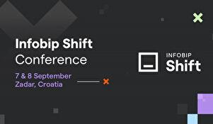 Infobip Shift konferencija