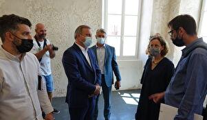 Ministrica Obuljen-Koržinek: Dovršetkom ovih dviju zgrada stvoren je jedinstven prostor u kojem će biti prezentirana bogata baština Zadra