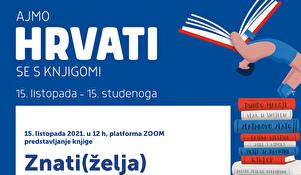 Mjesec hrvatske knjige 2021. u Gradskoj knjižnici Zadar