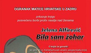 """Predstavljanje knjige I """"Bila sam žohar"""" Jelena Alfirević"""