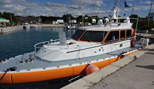 Gradonačelnik Dukić: Novi specijalizirani brodovi za hitnu pomorsku medicinsku pomoć novi su zdravstveni i sigurnosni standard za otočane i njihove posjetitelje