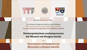 """Otvorenje izložbe """"Suvremena reinterpretacija Missonija u dizajnu tekstila"""""""
