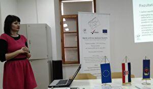 """Održano predavanje dr. Irene Burić  """"Zadovoljstvo poslom i profesionalni stres pomoćnika u nastavi"""""""