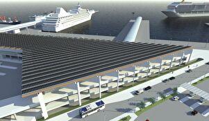 Izgradnja zgrade terminala u Gažnici kreće na ljeto