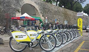 Zadar dobio sustav javnih bicikala