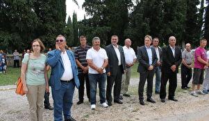 Gradonačelnik Kalmeta na proslavi 17.godišnjice otvorenja centra sv. Ante Padovanskog u Nuniću