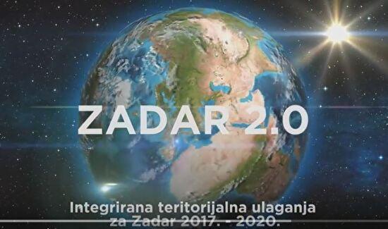 "Pogledajte promotivni video ITU mehanizma za Grad Zadar – ""Zadar 2.0."""