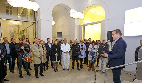 """U Kneževoj palači predstavljen projekt """"Zadar baštini - Integrirani kulturni program Grada Zadra 2020. """""""