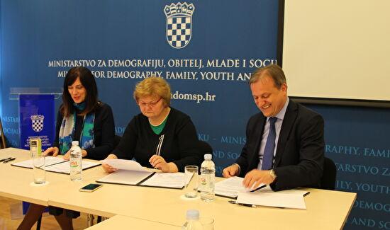 Gradonačelnik Dukić potpisao dodatak Ugovoru o sufinanciranju Centra Mocire