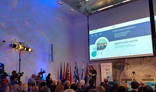 Sastanak Upravnog odbora Foruma jadranskih i jonskih gradova