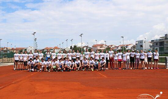Na Višnjiku svečano otvoreno hrvatsko tenisko prvenstvo do 14 godina