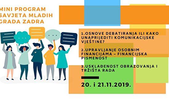 Mini program za mlade
