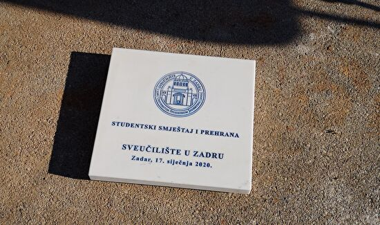 Položen kamen temeljac za izgradnju studentskog doma i restorana