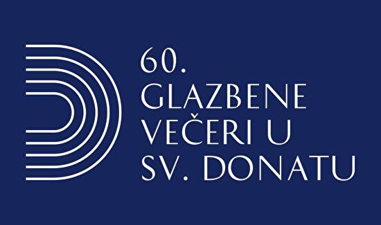 60. Glazbene večeri u sv. Donatu - Za Pavla