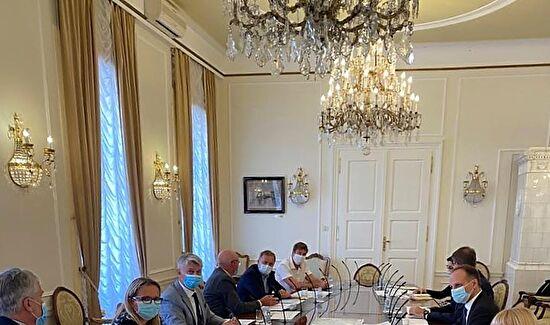 Sastanak u Vladi: Kreće izrada studijske dokumentacije za vodoopskrbu zadarskih otoka